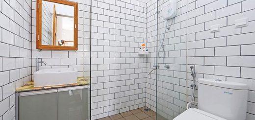 Ide Desain Interior Toilet Modern dan Sederhana
