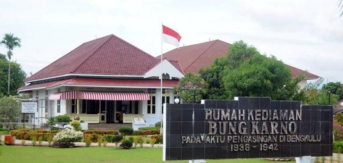 3 Destinasi Wisata Sejarah Bengkulu