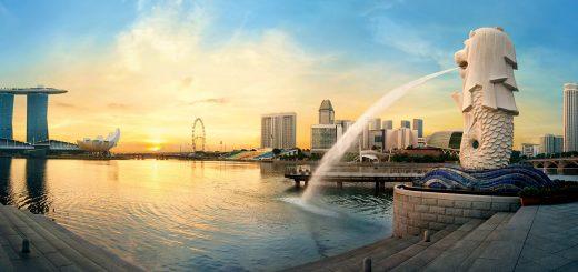 Singapura: Spot Turisme Terbaik di Asia